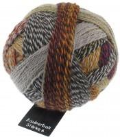 Schoppel Wolle Zauberball Stärke 6 - 2092 - Schokoladenseite