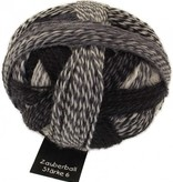 Schoppel Wolle Zauberball Stärke 6 - 2100 - Domino