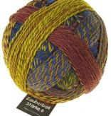 Schoppel Wolle Zauberball Crazy - 2266 - Meilenstein