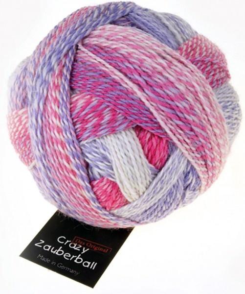 Schoppel Wolle Zauberball Crazy - 2254 - Wolke 8
