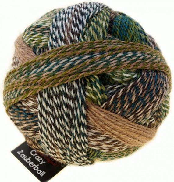 Schoppel Wolle Zauberball Crazy - 2250 - Jacke Wie Hose