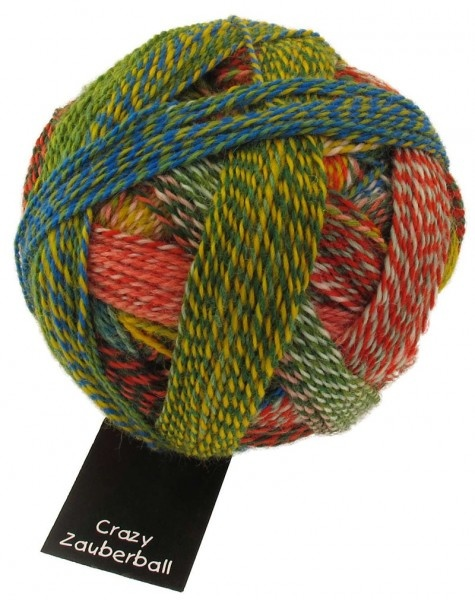 Schoppel Wolle Zauberball Crazy - 1701 - Papagei