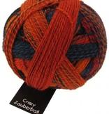 Schoppel Wolle Zauberball Crazy - 1537 - Herbstsonne