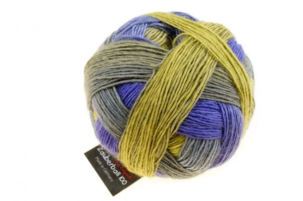 Schoppel Wolle Zauberball 100 - 2331 - Komfortzone