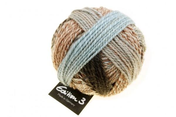 Schoppel Wolle Zauberball Edition 3 - 2349 - Spurenelemente