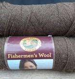 Lion Brand Fishermen'S Wool - 126 - Natures Brown