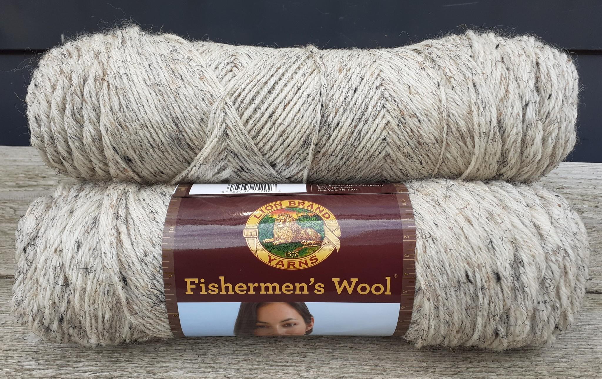 Lion Brand Fishermen'S Wool - 202 - Birch Tweed