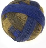 Schoppel Wolle Zauberball Stärke 6 - 2259 - Seltene Erde