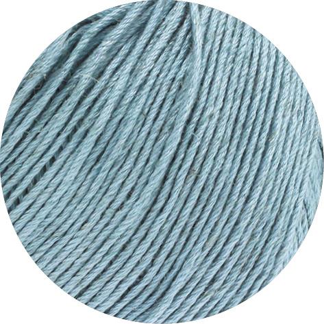 LanaGrossa Solo Lino - 022 - Ijsblauw