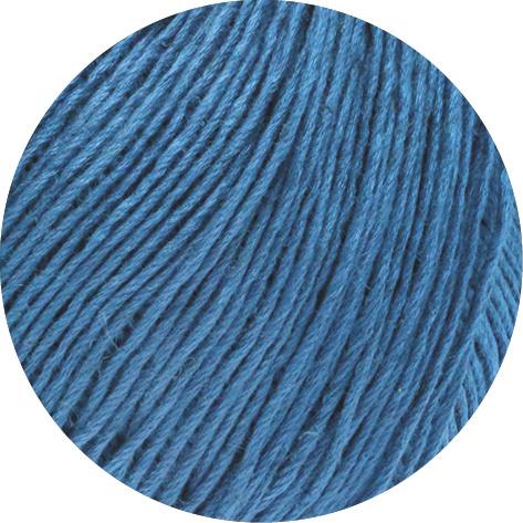 LanaGrossa Solo Lino - 030 - Zeeblauw