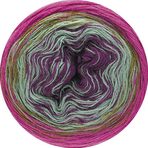 LanaGrossa Shades Of Alpaca Silk - 311 - Rose Gro
