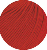 Lana Grossa Mcwool - Cottonmix 130 - 103 - Rood