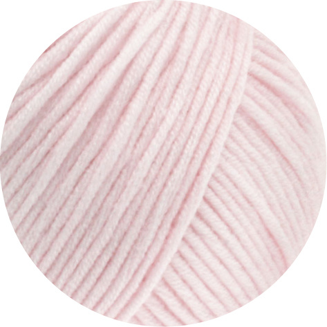 Lana Grossa Mcwool - Cottonmix 130 - 131 - Rose