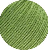 LanaGrossa Mcwool - Cottonmix 130 - 152 - Bleekgroen