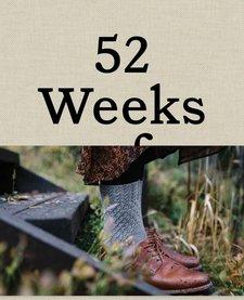 52 weeks of socks - voororder