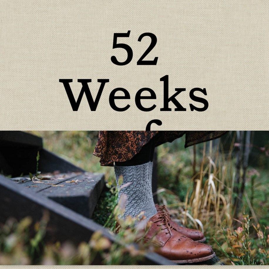 Laine 52 week of socks