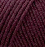 Lang Yarns Merino 120 - 364 - Wijnrood