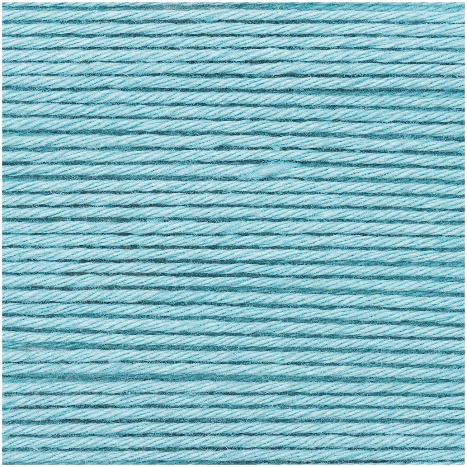 Rico Rico Baby Cotton Soft - 056 - Turquoise