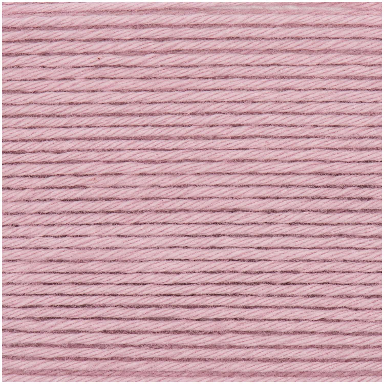 Rico Rico Baby Cotton Soft - 047 - Altrosa