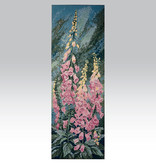 Ehrman Foxgloves Panel