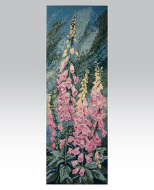 Foxgloves Panel