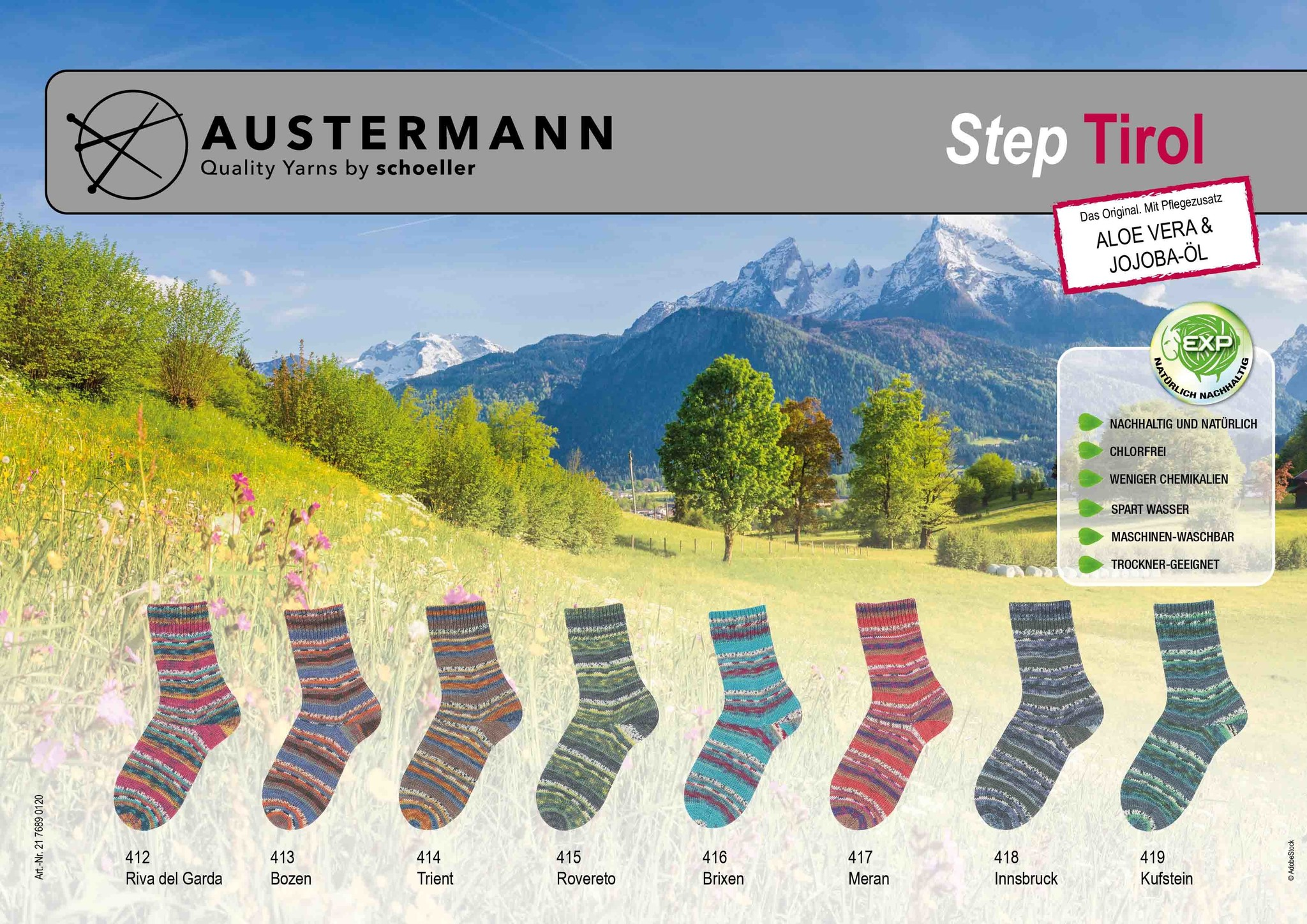 Austermann Step 4 Tirol Nr. 415 - Rovereto