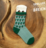 Lang Yarns Vrolijke sokken breien