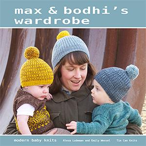 Tin Can Knits Max & Bodhi's Wardrobe