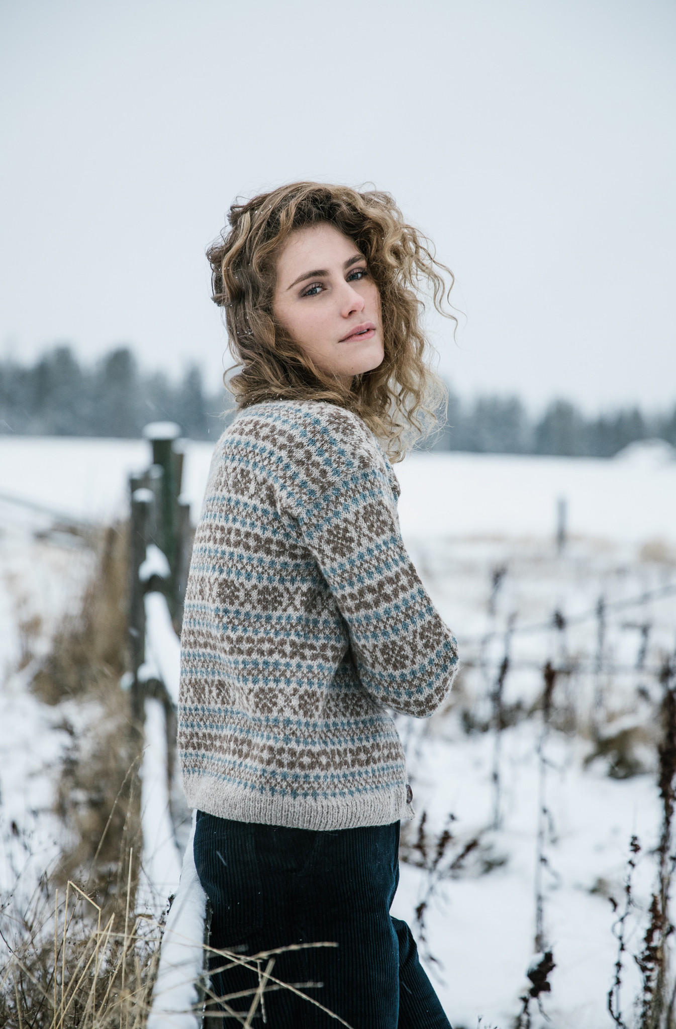 Nordic Knit Life Laine Issue 7