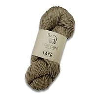 Lang Yarns Noble Camel - 001 - natural brown