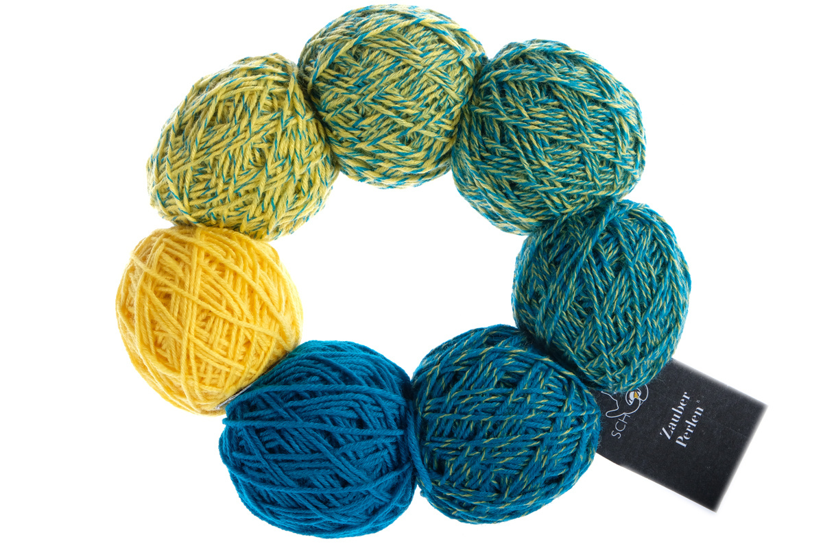 Schoppel Wolle Zauberperlen - 2419 - Burano