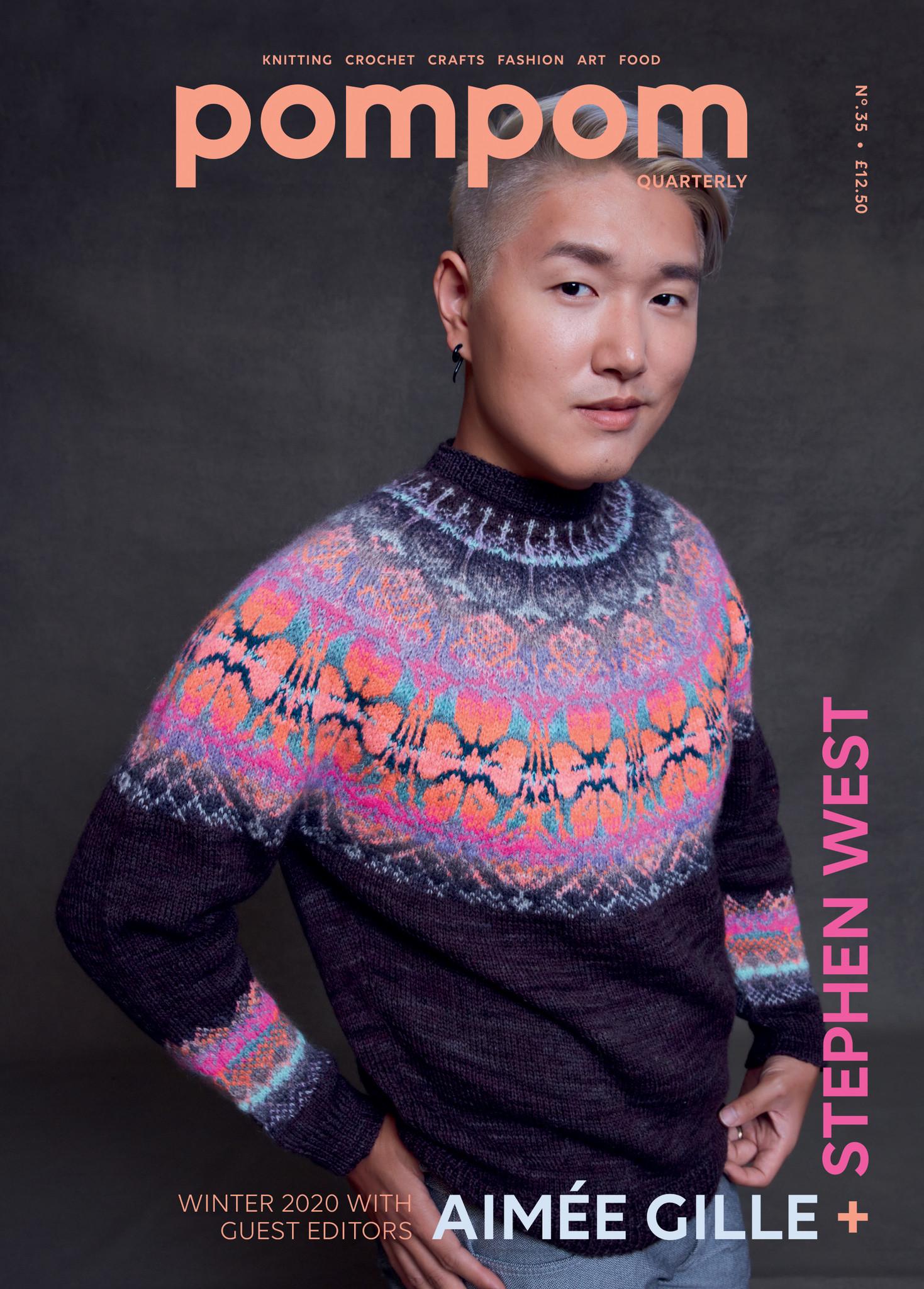 pompom quarterly Pompom Quarterly 35 winter 2020