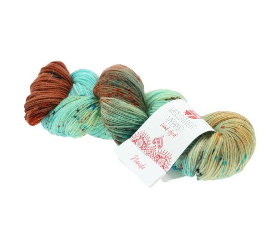 LanaGrossa Meilenweit 100 Hand Dyed - 308