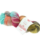 LanaGrossa Meilenweit 100 Hand Dyed - 407 Ganga