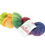 LanaGrossa Meilenweit 100 Hand Dyed - 409 Beas