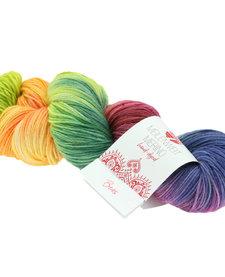Meilenweit 100 Hand Dyed - 409