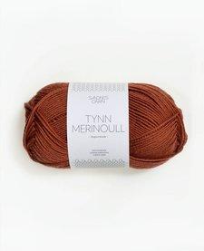 Tynn Merino Ull - Nr. 3345