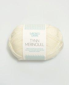 Tynn Merino Ull - Nr. 1002