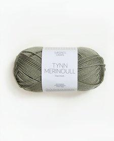 Tynn Merino Ull - Nr. 8521