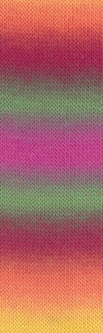 Lang Yarns Sjaal Zigzagmotief