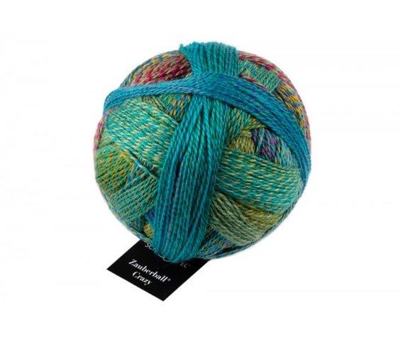 Schoppel Wolle Zauberball Crazy - Nr. 2404