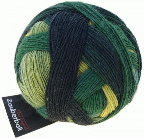 Schoppel Wolle Zauberball -2244 - Zauberwald