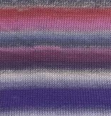 Lang Yarns Mille Colore Baby - 66 - Roze/Grijs