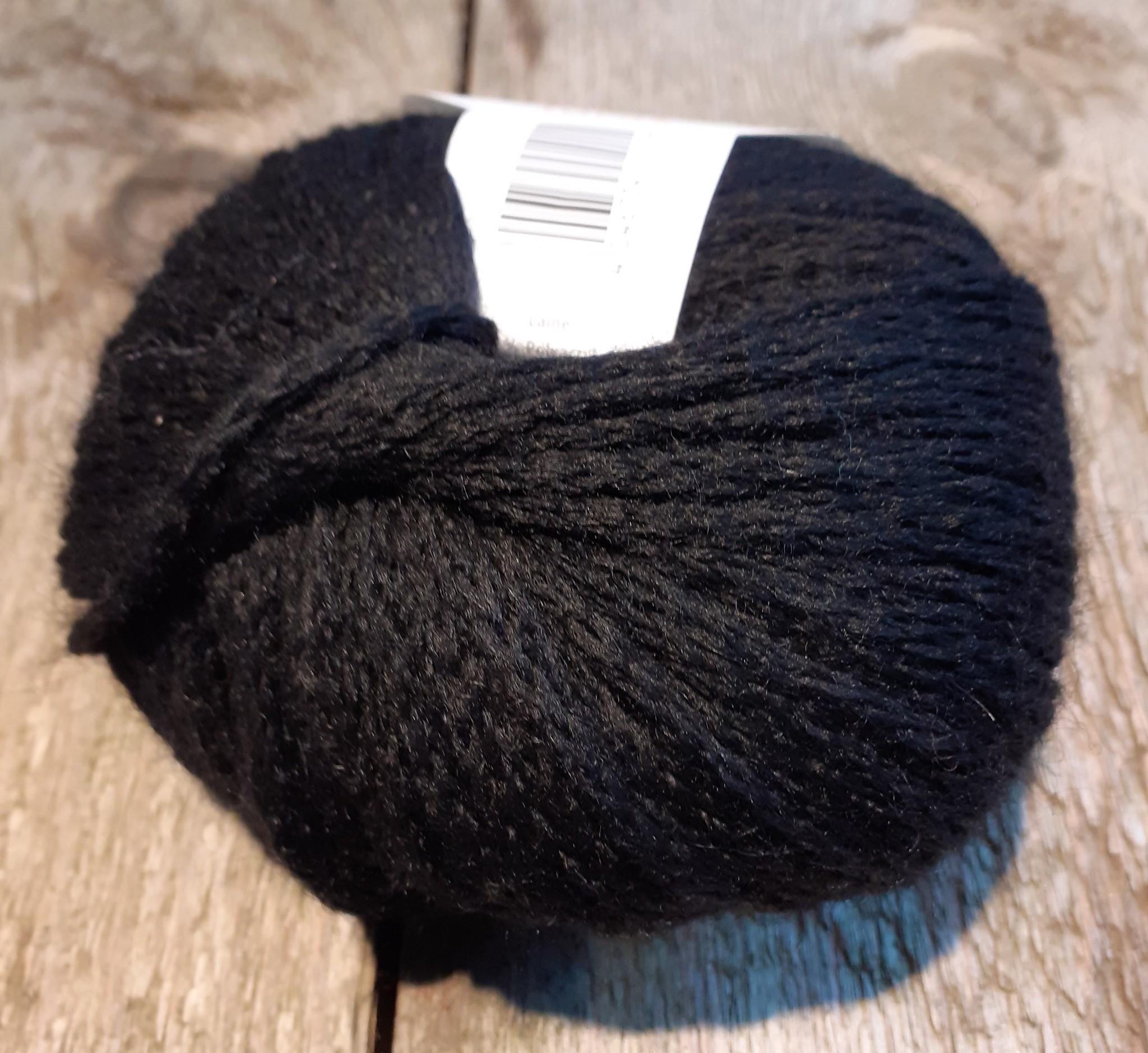 GGH - garne Topas - Nr. 3 -  zwart