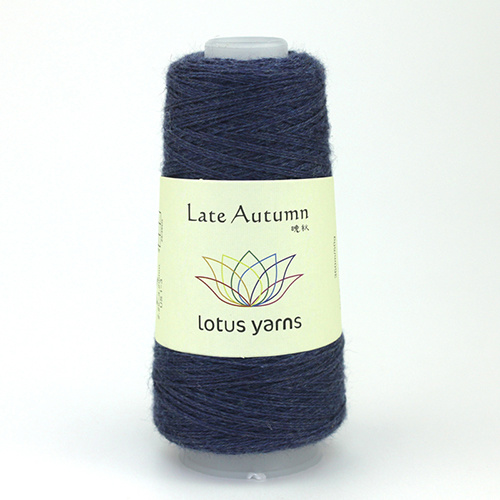 Lotus Yarns Late  Autumn - Nr. 13 - jeans