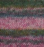LanaGrossa Ecopuno print Nr. 202 - rose/jeans