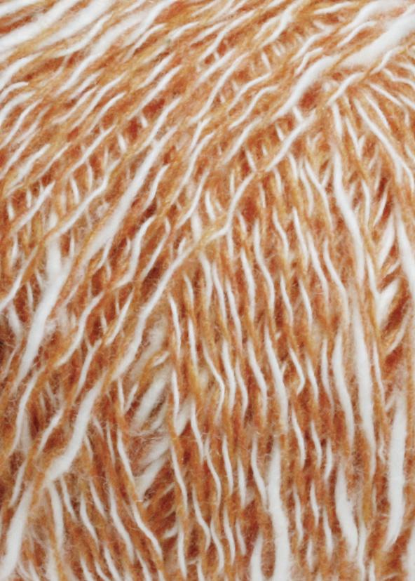 Lang Yarns Lotus - Nr. 29 - oranje
