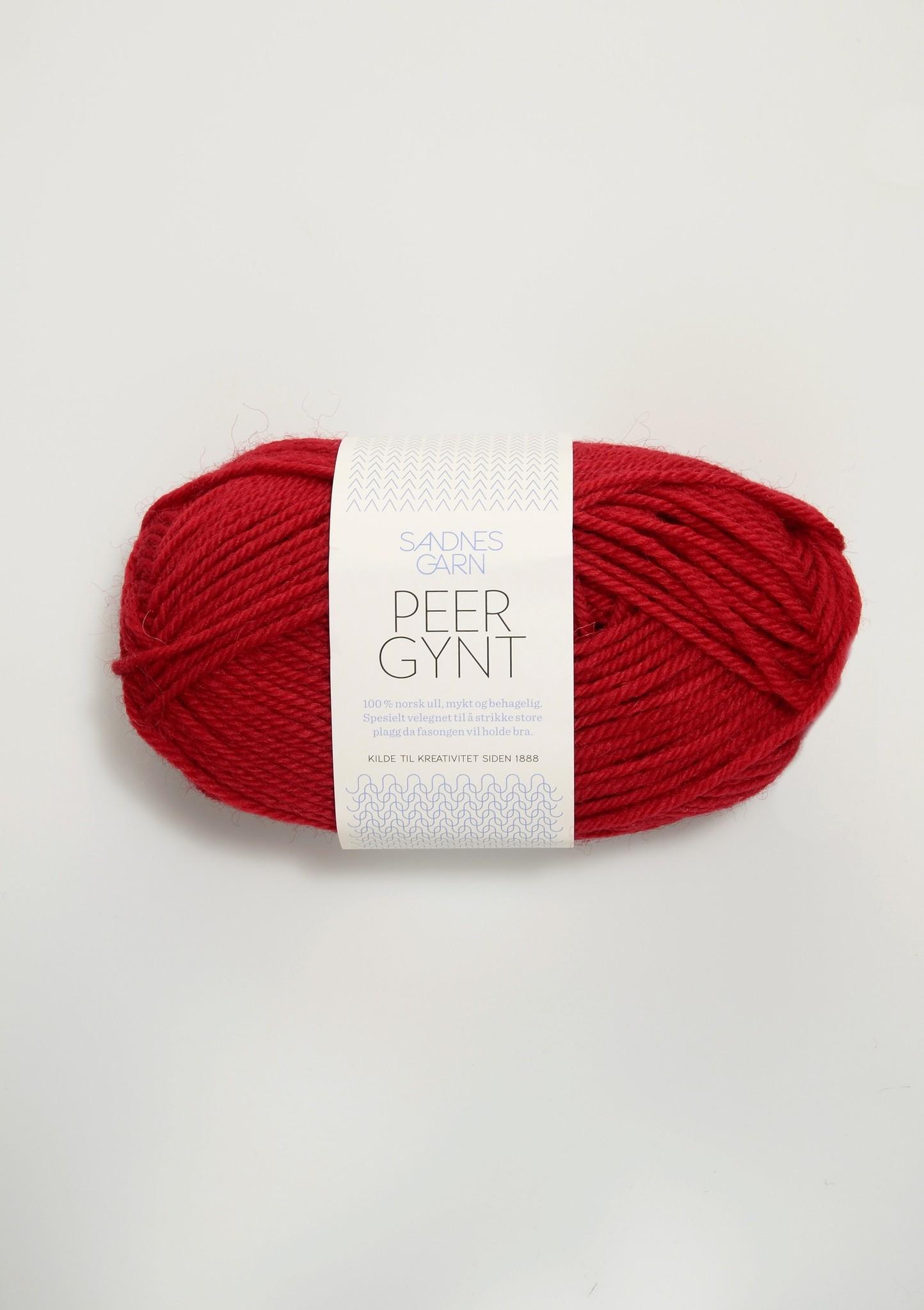 Sandnes Peer Gynt - NR. 4228 - Rød