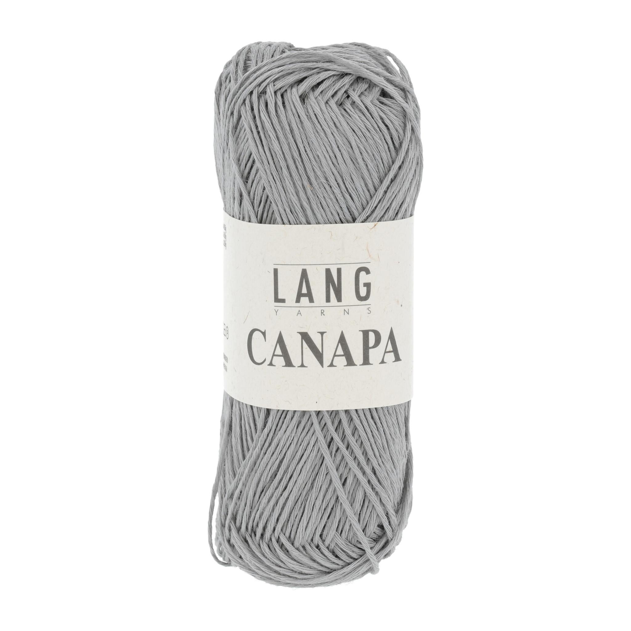 Lang Yarns Canapa - 005 - Grijs