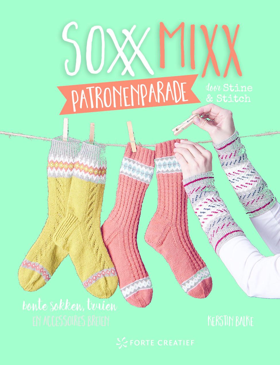 Forte creatief SoxxMixx Patronenparade